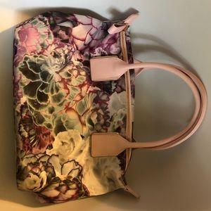 Ted Baker Floral Nylon Small Tote Bag 👜